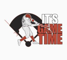 It's Game Time - Baseball (Orange) Kids Clothes