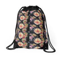 Tie Dye - DinamikTiDi pattern 6 Drawstring Bag