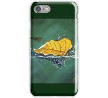 Floating Leaf iPhone Case/Skin