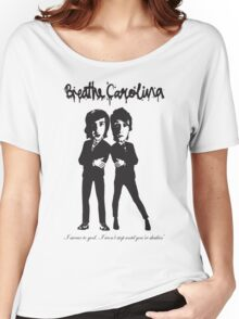 Breathe Carolina Shirt Women's Relaxed Fit T-Shirt
