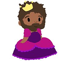 Princess Funches Photographic Print