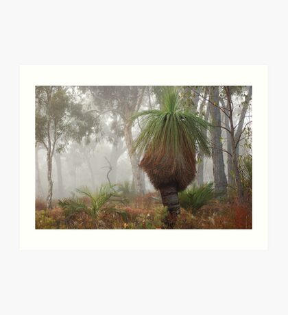 A Cold Winter Morning Art Print