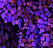 Matilda ceiling pre show by Tali Natter