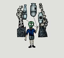 Nuclear Balloon Boy (Save our Planet) Unisex T-Shirt
