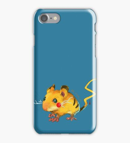 Electric Mouse iPhone Case/Skin