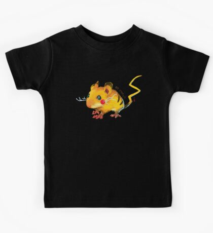 Electric Mouse Kids Tee