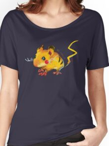 Electric Mouse Women's Relaxed Fit T-Shirt