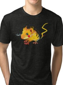 Electric Mouse Tri-blend T-Shirt
