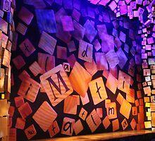 Matilda curtain by Tali Natter