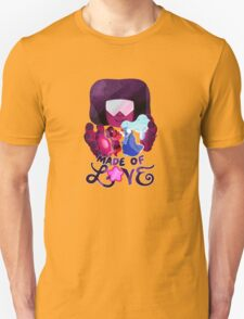 Made of Love Unisex T-Shirt