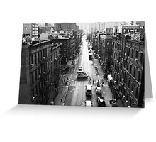 Concrete Jungle Greeting Card