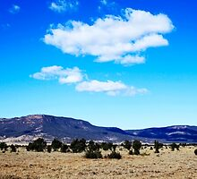 Expedition Mountain Range Central Queensland by Noel Elliot