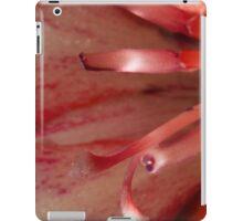 273 Red Iris iPad Case/Skin