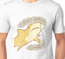 The Shark Who Doesn't Care Unisex T-Shirt
