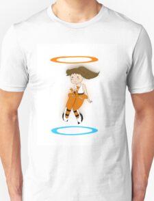Chell - Portal 2 T-Shirt