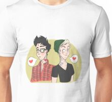 Punk Drarry Love Unisex T-Shirt