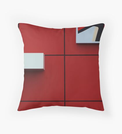 Individualism Throw Pillow