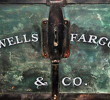 Wells Fargo & Co. by Bob Hortman