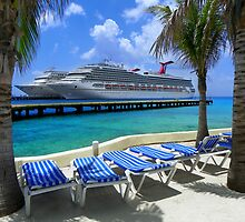 """Glory"" in Cozumel by Marylee Pope"