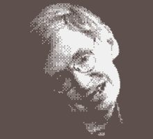 Stephen Hawking Pixel Art by timothyjgraham