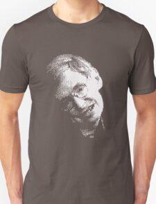 Stephen Hawking Pixel Art Unisex T-Shirt