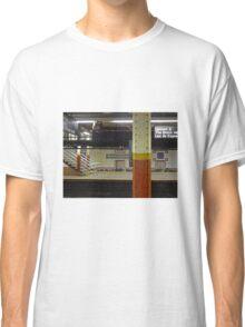 Brooklyn Bridge Subway NYC Classic T-Shirt