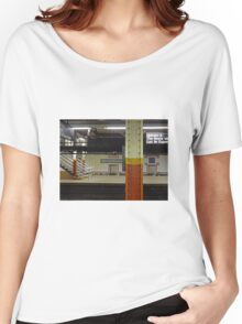 Brooklyn Bridge Subway NYC Women's Relaxed Fit T-Shirt