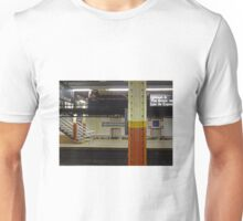 Brooklyn Bridge Subway NYC Unisex T-Shirt