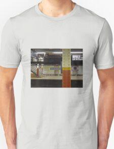 Brooklyn Bridge Subway NYC T-Shirt