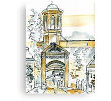 Castle Gateway, Cape Town.  Canvas Print