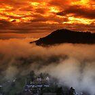 Beneath The Clouds by Bernai Velarde