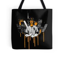 San Francisco Baseball Furies Tote Bag