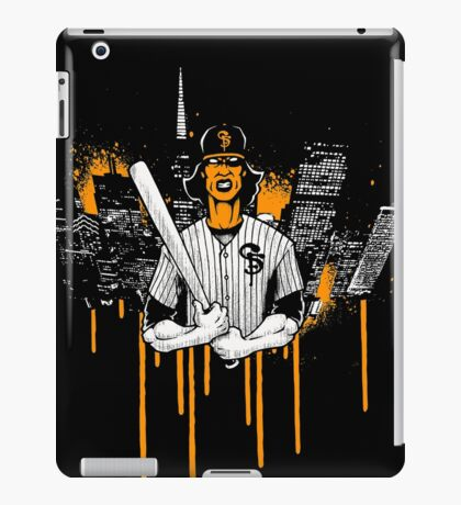 San Francisco Baseball Furies iPad Case/Skin