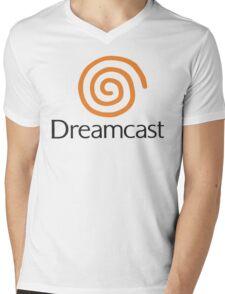 Dreamcast Mens V-Neck T-Shirt