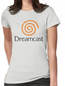 Dreamcast Womens Fitted T-Shirt