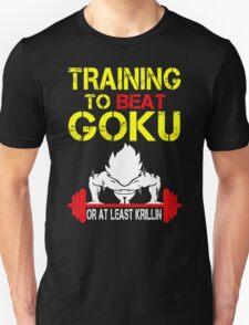 Train Insaiyan GOKU MODE T-Shirt