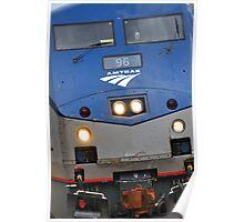Amtrak 96 Poster
