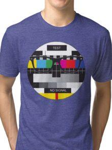 Retro Geek Chic - Headcase Tri-blend T-Shirt
