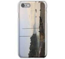 On the beach iPhone Case/Skin