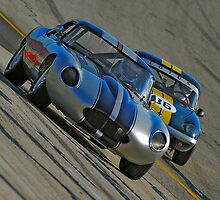 Jag Racing by caafephoto