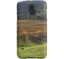 Winery with a View - Country Victoria Samsung Galaxy Case/Skin