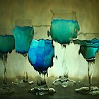 Still Life Two - Fractured colours by Robyn Selem