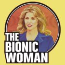 Bionic Woman by superiorgraphix