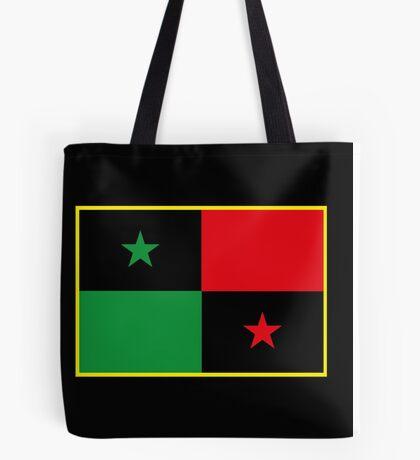 Afro Panamanian Flag Tote Bag