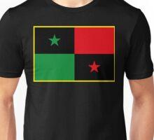 Afro Panamanian Flag Unisex T-Shirt
