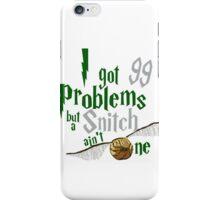 Serpent Problems iPhone Case/Skin