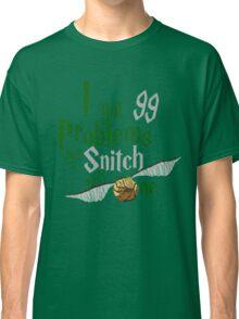 Serpent Problems Classic T-Shirt