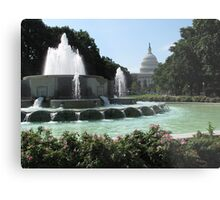The Capitol, Washington, DC Metal Print