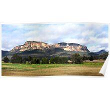 Capertee Valley NSW Australia Poster