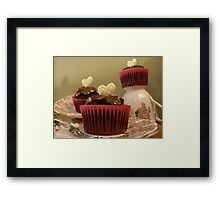 Tea Cakes Framed Print
